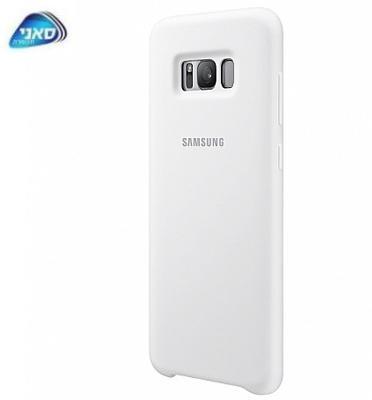 כיסוי  silicone cover G955 S8+ White Dream מבית SAMSUNG דגם C500095509