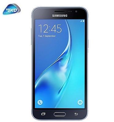"""סמארטפון """"5.0 8GB מבית Samsung דגם Galaxy J3"""