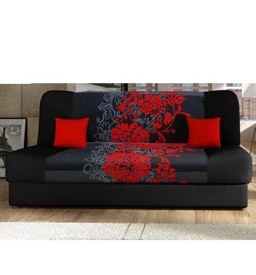 ספה מושלמת לאירוח - נפתחת למיטה בקלות וללא מאמץ מבית SIRS דגם DECOR