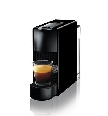 מכונת קפה אסנזה מיני בצבע שחור מבית Nespresso דגם C30-IL-BK-NE