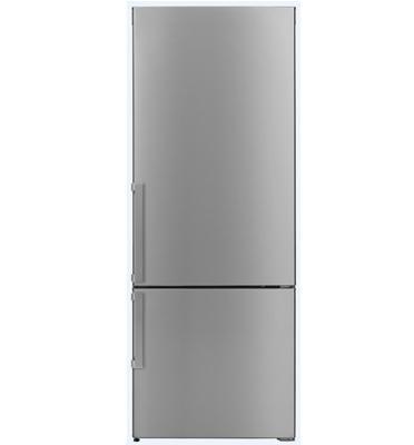 מקרר מקפיא תחתון 462 ליטר ליטר דגם SVR670 תוצרת SAUTER