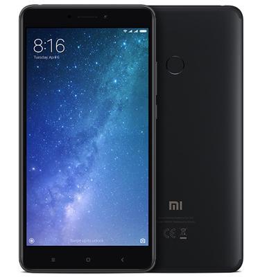 """סמארטפון 6.44"""" 64GB + 4GB RAM יבואן רשמי! מבית XIAOMI דגם MI MAX 2"""