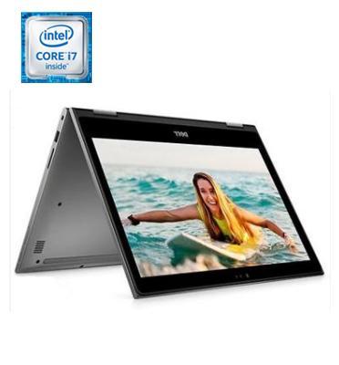 """מחשב נייד 13.3"""" 8GB Intel® Core™ i7-8550U Proccesor תוצרת DELL דגם INSPIRON N5379-7109"""