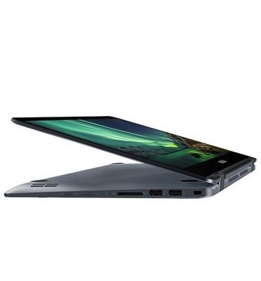 """מחשב נייד """"14 8GB מעבד Intel® Core™ i7 תוצרת ASUS דגם TP410UR-EC092T"""