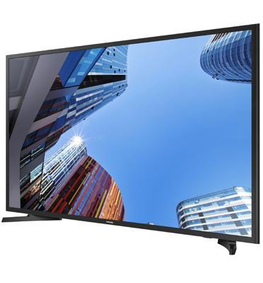 """טלויזיה """"40 FULL HD TV שטוחה מסגרת דקה תוצרת SAMSUNG דגם UE40M5000"""