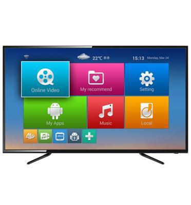 """טלויזיה """"43 Full High Definition SMART תוצרת Peerless דגם N43FLEDSMART"""