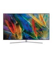 """טלויזיה """"65 4K SMART TV FLAT Premium slim-360 תוצרת SAMSUNG סדרת QLED דגם 65Q7F"""