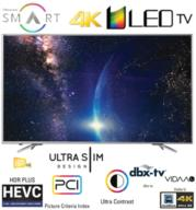 "טלוויזיה ""65  ULED 4k Ultra HD SMART LED TV תוצרת Hisense דגם 65M7030UWG"