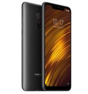 """סמארטפון מסך 6.18"""" 64GB מצלמה אחורית כפולה 12MP+5MP מבית XIAOMI דגם Pocophone F1"""