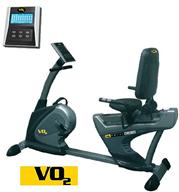 אופני ישיבה חשמליות ארגומטריות VO2 דגם ROYAL250 מתצוגה