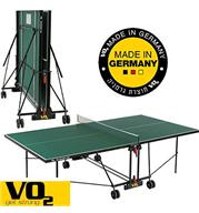 שולחן טניס לשימוש חוץ מבית VO2 גרמניה דגם 162OUT+סט מחבטים וכדורים מתנה+משלוח חינם!