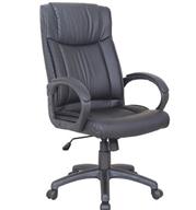 כיסא מנהלים גדול  דמוי עור אורתופדי עם תמיכת ראש מבית MUZAR 2000 דגם לורד
