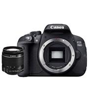 מצלמה 18MP DSLR צג מגע כולל עדשה 18-55 תוצרת .CANON דגם 700D