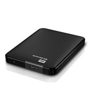 """כונן קשיח חיצוני """"2.5 בנפח 1TB מהיר USB 3 דגם WDBUZG0010BBK Elements החדש מבית WD"""