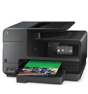 מדפסת הזרקת דיו משולבת All-in-One תוצרת HP דגם Officejet Pro 8620