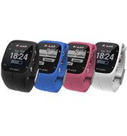 שעון דופק עם GPS מובנה כולל רצועת דופק ומשדר מקודד תוצרת POLAR דגם M400