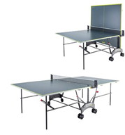 שולחן טניס לשימוש חוץ תוצרת KETTLER גרמניה מסדרת AXOS החדשה דגם 1 OUTDOOR