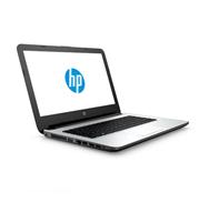 """מחשב נייד 14"""" 4GB דיסק קשיח 500GB מעבד  i3-5005U 2.0ghz תוצרת .HP דגם 14-ac104nj"""