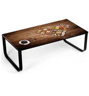 שולחן סלוני תוצרת BRADEX דגם CLARISSA