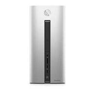 מערכת מחשב תוצרת HP מעבד Intel® Core™ i3-6100 4GB 1TB עם WIN10 - צבע כסף דגם 550-122nj