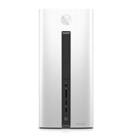 מערכת מחשב תוצרת HP מעבד Intel® Core™ i3-6100 4GB 1TB עם WIN10- צבע לבן דגם 550-123nj
