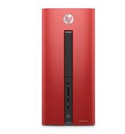 מערכת מחשב תוצרת HP מעבד Intel® Core™ i5-6400 8GB 2TB עם WIN10- צבע אדום דגם 550-131nj