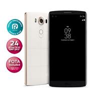 """סמארטפון 32GB """"5.7 מעבד חזק בעל 6 ליבות ומצלמה 16MP תוצרת LG דגם V10"""
