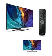"טלוויזיה ""50 LED 4K SMART ANDROID קצב רענון 700Hz PMR, עידן+ תוצרת PHILIPS דגם 50PUT6400"