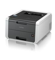 מדפסת צבע LED קומפקטית תוצרת BROTHER דגם HL-3170CDW