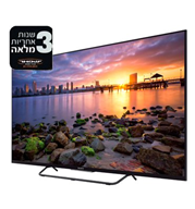 "טלוויזיית 65"" 3D EDGE LED SMART TV 1000Hz תוצרת SONY דגם KDL-65W859CBAEP"