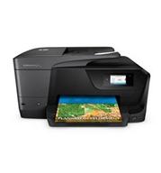 מדפסת הזרקת דיו ALL IN ONE PRINTER תוצרת HP דגם OfficeJet Pro 8710