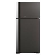 מקרר 2 דלתות בנפח 552 ליטר מפואר בעיצוב חדשני No Frost תוצרת HITACHI דגם RVG660GGR