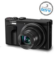 """מצלמה דיגיטלית 18MP זום אופטי X60 חכם מסך LCD """"3 תוצרת PANASONIC דגם TZ80"""