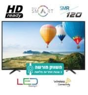 "טלוויזיה מסך ""32 SMART LED HD Ready TV תוצרת HISENSE דגם 32K220W"