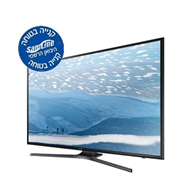 "טלוויזיה 60"" 4K SMART TV SLIM LED תוצרת SAMSUNG. דגם UE60KU7000"