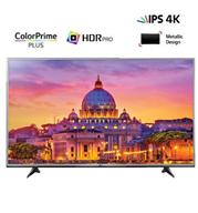 """טלוויזיה 55"""" LED Smart TV 4K Ultra HD אינדקס עיבוד תמונה 1200PMI תוצרת .LG. דגם 55UH617Y"""