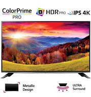 """טלוויזיה 58"""" Slim LED Smart TV 4K Ultra HD ואינדקס עיבוד תמונה 1500PMI תוצרת .LG. דגם 58UH630Y"""