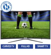 "טלוויזיה מסך קעור 49"" FULL HD SMART TV Ultra Slim LED תוצרת SAMSUNG דגם UE49K6500"