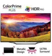 """טלוויזיה 70"""" Slim LED Smart TV 4K Ultra HD ואינדקס עיבוד תמונה 1700PMI תוצרת LG דגם 70UH635Y"""