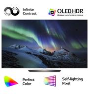 """טלוויזיה 55"""" בטכנולוגיית OLED, ברזולוציית 4K Ultra HD ממשק 3.0 web OS תוצרת LG דגם OLED 55B6Y"""