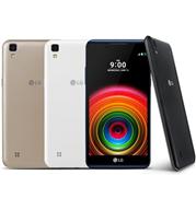 """סמארטפון 16GB מסך 5.3"""" מעבד 4 ליבות 1.3GHz מצלמה 13MPּ מבית LG דגם X POWER K220Z"""