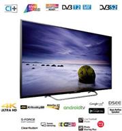 """טלוויזייה 65"""" 4K ULTRA HD HDR ANDROIDTV LED תוצרת SONY דגם KD-65XD7505"""