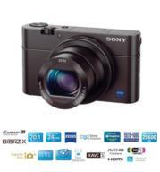 מצלמת סטילס 20.1 מגה פיקסלים עם תקשורת WIFI תוצרת SONY דגם DSC-RX100M3