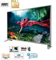 """טלוויזיה 49"""" FULL HD SMART TV עם תמיכה בעברית ובעידן+ תוצרת Panasonic דגם TH-49DS630"""
