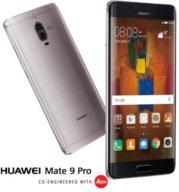 """סמרארטפון 6GB RAM 128GB מסך 5.5"""" מצלמה כפולה 12+20MP וידאו 4K תוצרת Huawei דגם Mate 9 PRO"""