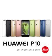 """סמארטפון 64GB מסך 5.1"""" מצלמה אחורית כפולה 20.0MP+12.0MP תוצרת Huawei דגם P10"""