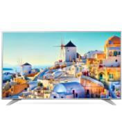 טלוויזיה חכמה 49 אינץ Slim LED Smart TV ברזולוציית 4K Ultra HD עם פנאל IPS מבית LG דגם 49UH654Y
