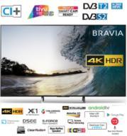 """טלוויזיה 55"""" מעוצבת 4K Android TV תוצרת SONY. דגם KD-55XE8505BAEP"""