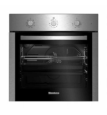 תנור אפיה בנוי תא אפיה ענק 65 ליטר 8 תוכניות תוצרת Blomberg דגם OEN7121X