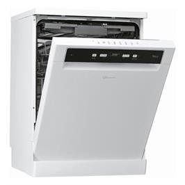 מדיח כלים עומד 14 מערכות כלים 8 תוכניות צבע לבן תוצרת Bauknecht דגם BFC 3C26 PF IS